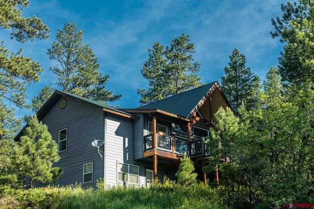 550 Harman Avenue, Pagosa Springs, CO 81147 (MLS #771105) :: The Dawn Howe Group | Keller Williams Colorado West Realty