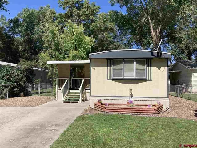 62880 Lasalle Road #23, Montrose, CO 81401 (MLS #771118) :: The Dawn Howe Group | Keller Williams Colorado West Realty