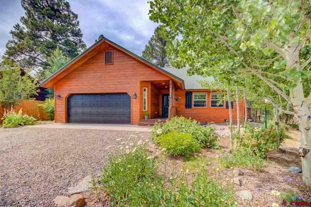 256 Sundown Circle, Pagosa Springs, CO 81147 (MLS #771213) :: The Dawn Howe Group   Keller Williams Colorado West Realty