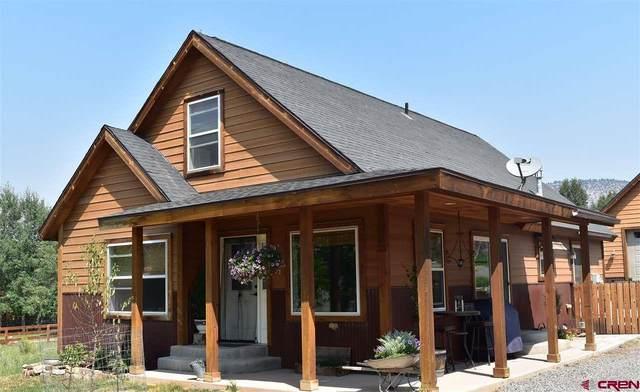 525 Marion Overlook, Ridgway, CO 81432 (MLS #771385) :: The Dawn Howe Group   Keller Williams Colorado West Realty