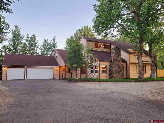 311 Riverwood Drive, Alamosa, CO 81101 (MLS #771467) :: The Dawn Howe Group | Keller Williams Colorado West Realty