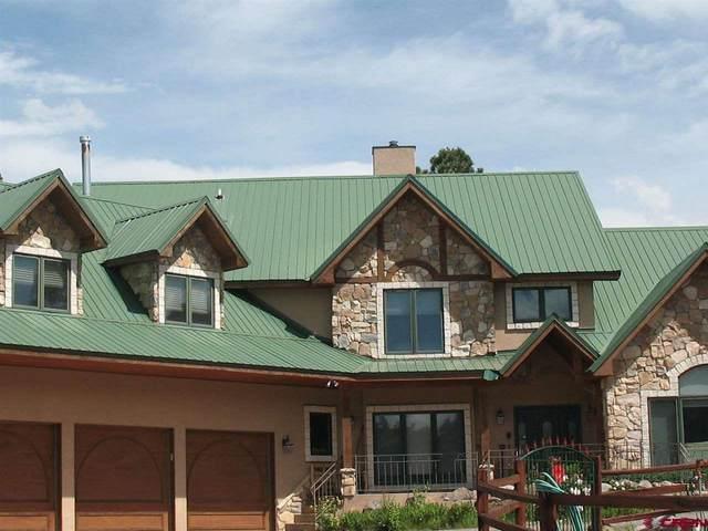 240 Ridge Runner Court, South Fork, CO 81154 (MLS #771513) :: The Dawn Howe Group | Keller Williams Colorado West Realty