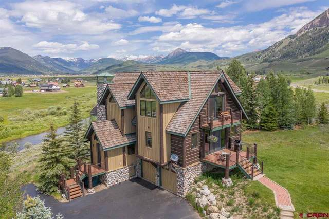 43 Vista Court, Crested Butte, CO 81224 (MLS #771543) :: The Dawn Howe Group | Keller Williams Colorado West Realty