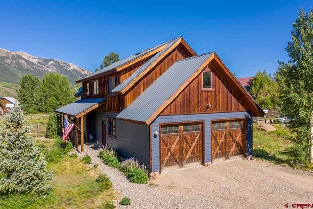 63 Stephenson Place, Crested Butte, CO 81224 (MLS #771588) :: The Dawn Howe Group | Keller Williams Colorado West Realty