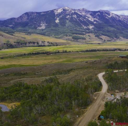 162 Gloria Place, Crested Butte, CO 81224 (MLS #772031) :: The Dawn Howe Group | Keller Williams Colorado West Realty