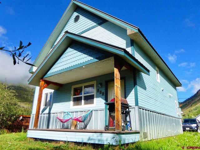 529 Greene Street, Silverton, CO 81433 (MLS #772048) :: The Dawn Howe Group   Keller Williams Colorado West Realty