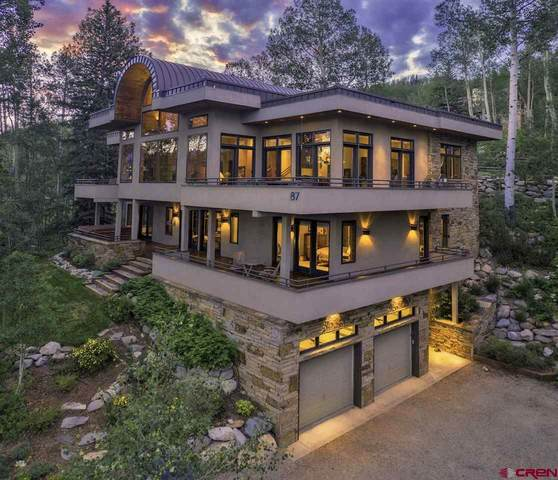 87 Anthracite Drive, Mt. Crested Butte, CO 81225 (MLS #772128) :: The Dawn Howe Group | Keller Williams Colorado West Realty
