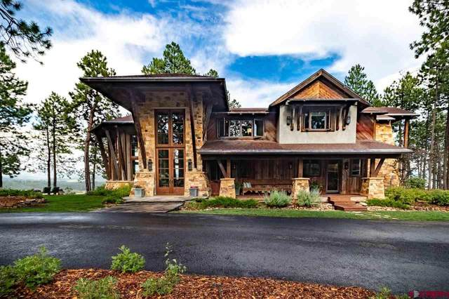 601 Piney Place, Pagosa Springs, CO 81147 (MLS #772129) :: The Dawn Howe Group | Keller Williams Colorado West Realty