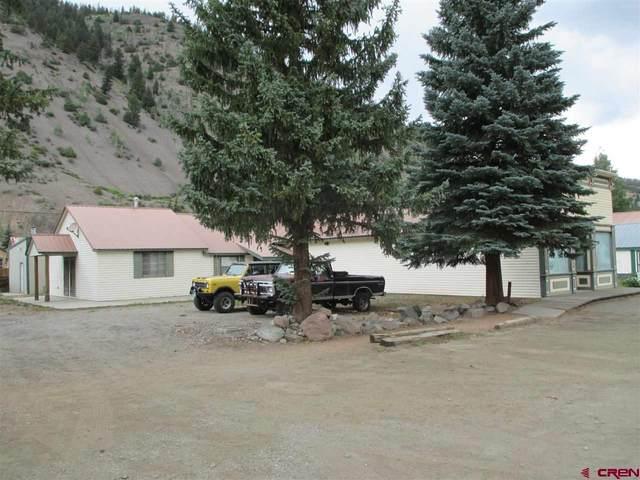 321 N Silver Street, Lake City, CO 81235 (MLS #772137) :: The Dawn Howe Group   Keller Williams Colorado West Realty