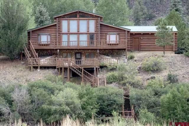 33 Doe Circle, South Fork, CO 81154 (MLS #772144) :: The Dawn Howe Group | Keller Williams Colorado West Realty