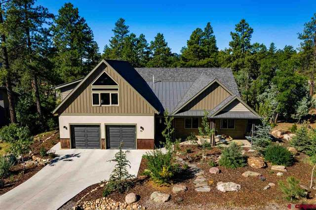 50 Engine Creek Trail, Durango, CO 81301 (MLS #772149) :: The Dawn Howe Group | Keller Williams Colorado West Realty