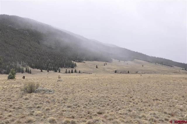307 Moonlight Drive, Creede, CO 81130 (MLS #772259) :: The Howe Group   Keller Williams Colorado West Realty