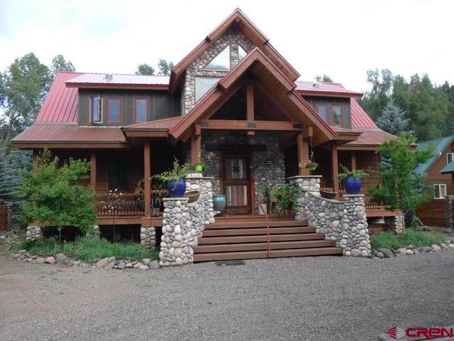 101 Harebell, Pagosa Springs, CO 81147 (MLS #772406) :: The Dawn Howe Group | Keller Williams Colorado West Realty