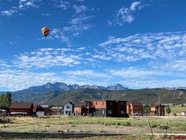 TBD Marion Overlook, Ridgway, CO 81432 (MLS #772528) :: The Dawn Howe Group | Keller Williams Colorado West Realty