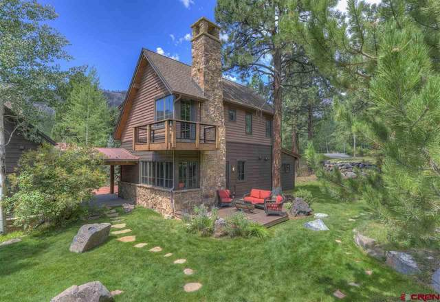 590 Glacier Club Drive #1, Durango, CO 81301 (MLS #772529) :: Durango Mountain Realty