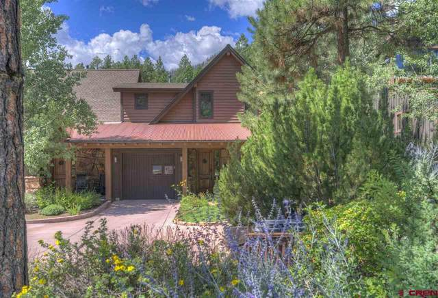 590 Glacier Club #12, Durango, CO 81301 (MLS #772590) :: Durango Mountain Realty