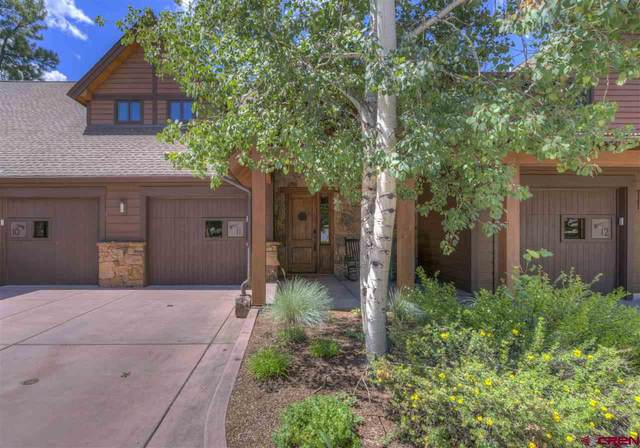 590 Glacier Club #11, Durango, CO 81301 (MLS #772591) :: Durango Mountain Realty