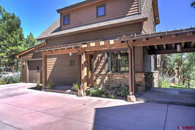 590 Glacier Club Drive #9, Durango, CO 81301 (MLS #772644) :: Durango Mountain Realty