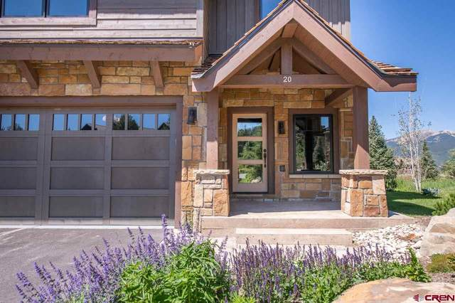 20 Ace Court, Crested Butte, CO 81224 (MLS #772649) :: The Dawn Howe Group | Keller Williams Colorado West Realty
