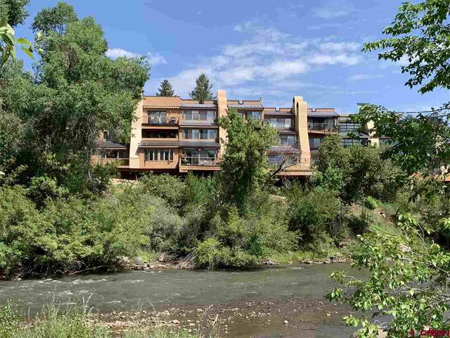 399 W Park Avenue C5, Durango, CO 81301 (MLS #772683) :: The Dawn Howe Group   Keller Williams Colorado West Realty