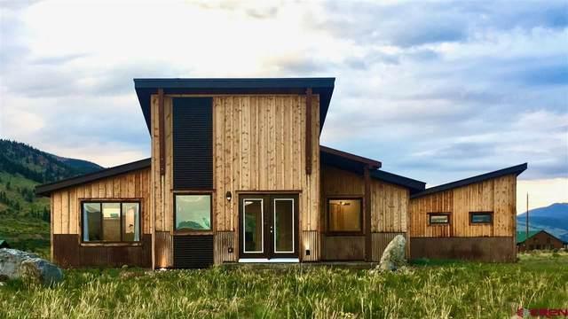297 Dooley Drive, Creede, CO 81130 (MLS #773151) :: The Dawn Howe Group | Keller Williams Colorado West Realty