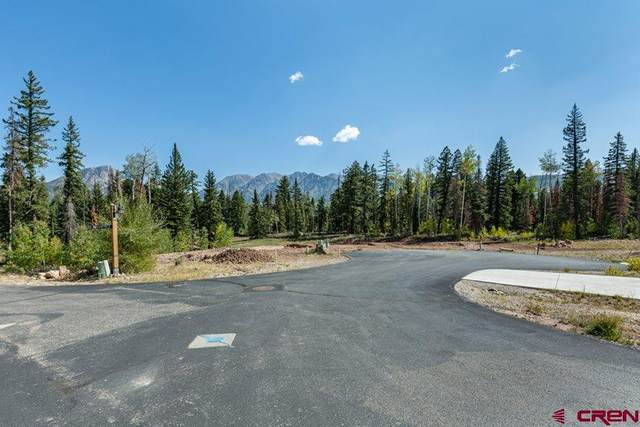 TBD (lot G8) Nordic Court Lot G8, Durango, CO 81301 (MLS #773317) :: Durango Mountain Realty