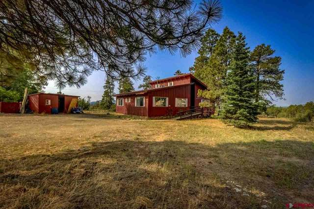 35 Harman Park Drive, Pagosa Springs, CO 81147 (MLS #773338) :: The Dawn Howe Group | Keller Williams Colorado West Realty