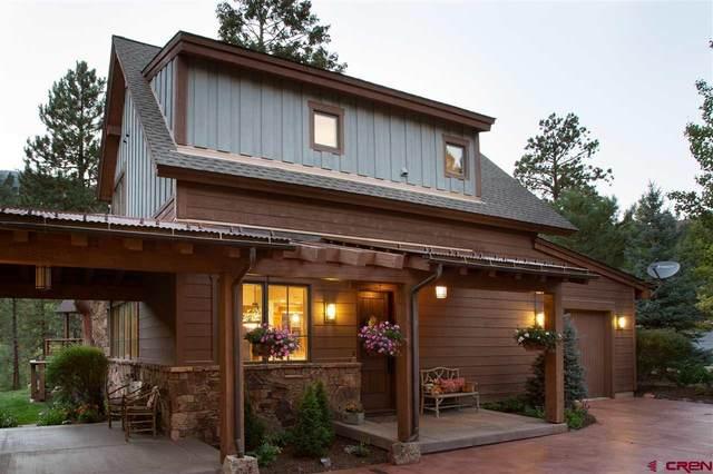 590 Glacier Club Drive #8, Durango, CO 81301 (MLS #773760) :: Durango Mountain Realty