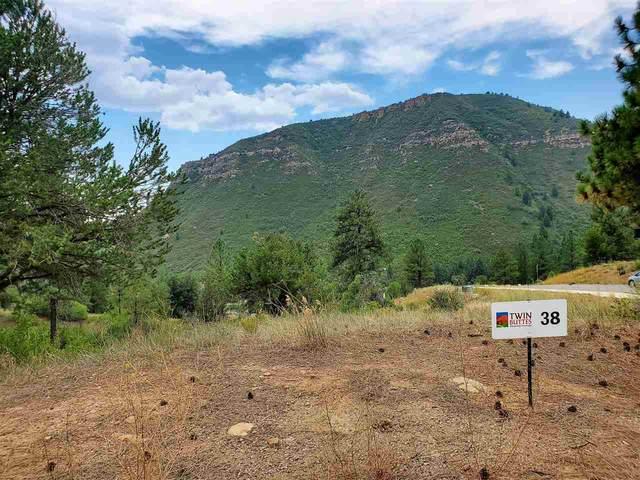 (Lot 38) 19 Wood Rose Lane, Durango, CO 81301 (MLS #773966) :: The Dawn Howe Group | Keller Williams Colorado West Realty