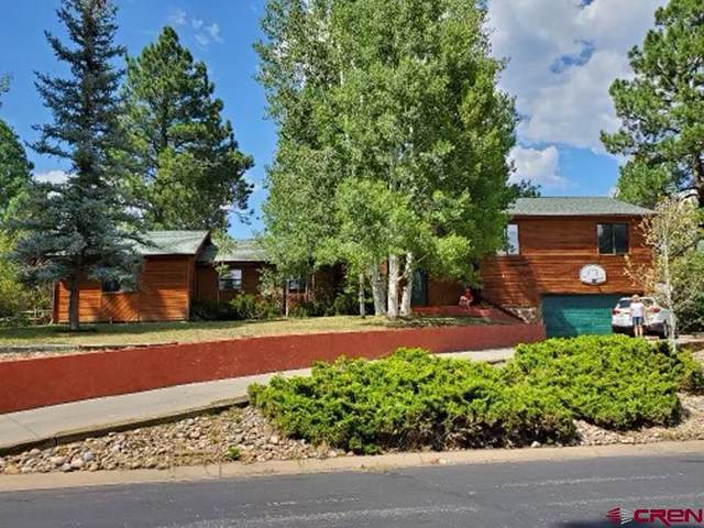 405 Fir Drive, Durango, CO 81301 (MLS #774620) :: The Dawn Howe Group | Keller Williams Colorado West Realty