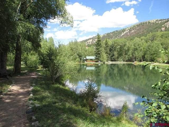 1402 Sunshine Peak Drive, Lake City, CO 81235 (MLS #774764) :: The Howe Group   Keller Williams Colorado West Realty
