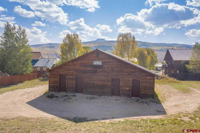 65 Gillaspey Avenue, Crested Butte, CO 81224 (MLS #774899) :: The Dawn Howe Group | Keller Williams Colorado West Realty