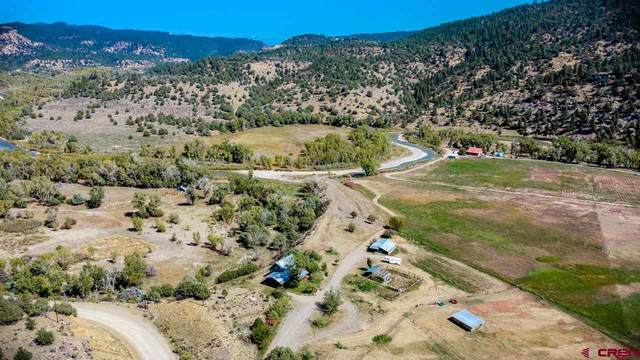 21916 County Rd 500, Pagosa Springs, CO 81147 (MLS #774930) :: The Dawn Howe Group | Keller Williams Colorado West Realty