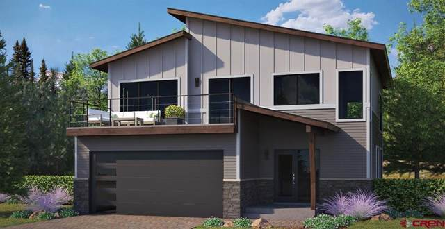 28 (lot G4) Nordic Court Lot G4, Durango, CO 81301 (MLS #775058) :: The Howe Group   Keller Williams Colorado West Realty