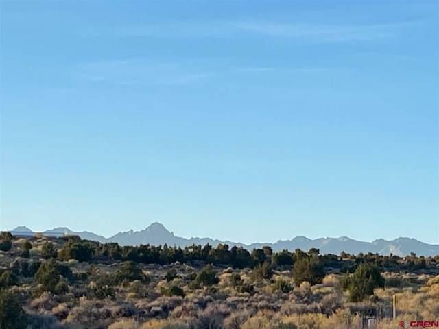 Lot 1 Mountain Vista, Ridgway, CO 81432 (MLS #775263) :: The Dawn Howe Group | Keller Williams Colorado West Realty