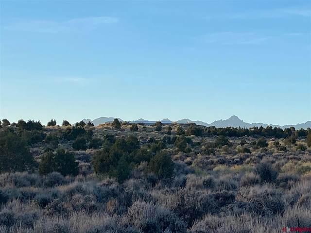 Lot 2 Mountain Vista, Ridgway, CO 81432 (MLS #775264) :: The Dawn Howe Group | Keller Williams Colorado West Realty