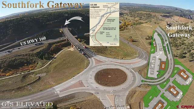 TBD Zyme Rock Road, Durango, CO 81301 (MLS #775266) :: Durango Mountain Realty