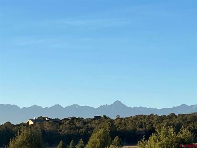 Lot 5 Mountain Vista, Ridgway, CO 81432 (MLS #775281) :: The Dawn Howe Group | Keller Williams Colorado West Realty