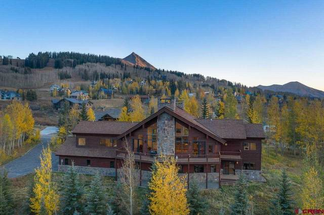 4 Silver Lane, Mt. Crested Butte, CO 81225 (MLS #775417) :: The Dawn Howe Group | Keller Williams Colorado West Realty