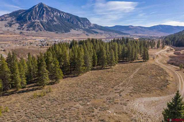 890 Journeys End Road, Crested Butte, CO 81224 (MLS #775696) :: The Dawn Howe Group | Keller Williams Colorado West Realty