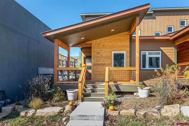 215 Mercado Street, Durango, CO 81301 (MLS #775943) :: The Dawn Howe Group   Keller Williams Colorado West Realty