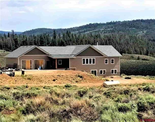 7810 Aspen Glen Lane Tract 21, Gunnison, CO 81230 (MLS #775946) :: The Howe Group   Keller Williams Colorado West Realty