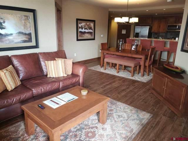 24 Sheol Street 103 C, Durango, CO 81301 (MLS #775963) :: Durango Mountain Realty