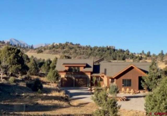 1074 D & Rg Drive, Durango, CO 81303 (MLS #776029) :: Durango Mountain Realty