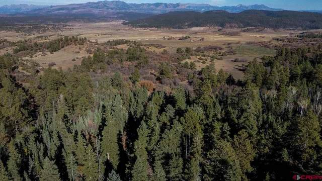 TBD Archuleta Mesa Place, Pagosa Springs, CO 81147 (MLS #776120) :: The Dawn Howe Group | Keller Williams Colorado West Realty