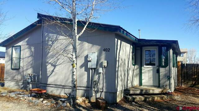 402 N 7th Street, Gunnison, CO 81230 (MLS #776407) :: The Dawn Howe Group | Keller Williams Colorado West Realty
