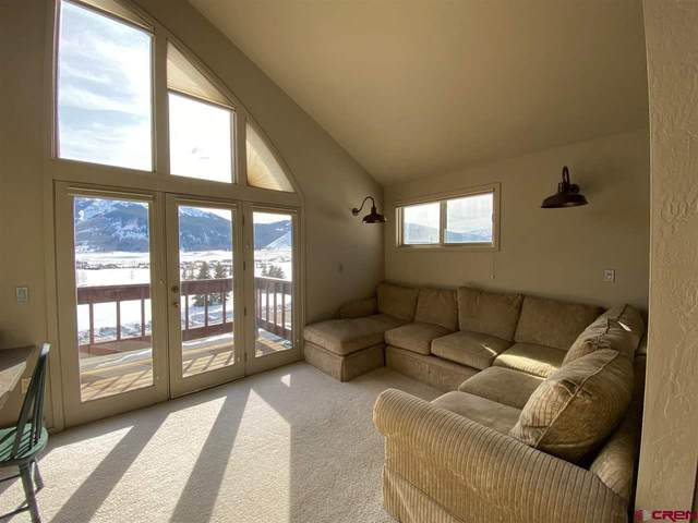 350 Country Club Drive 316-A, Crested Butte, CO 81224 (MLS #776515) :: The Dawn Howe Group | Keller Williams Colorado West Realty