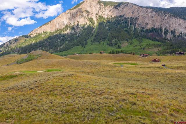 156 E Silver Sage Drive, Crested Butte, CO 81224 (MLS #777164) :: The Howe Group | Keller Williams Colorado West Realty