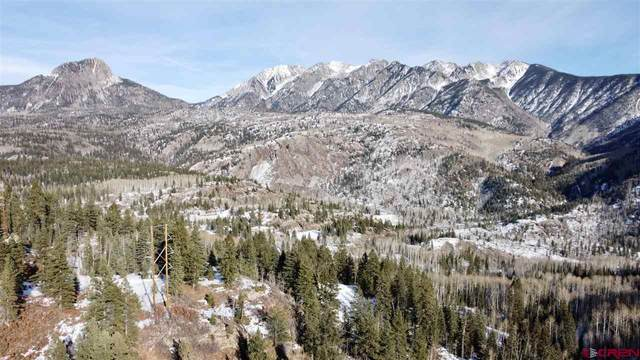 TBD Snowden Drive, Durango, CO 81301 (MLS #777220) :: Durango Mountain Realty