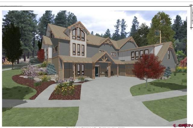 120 Wild Iris Avenue, Durango, CO 81301 (MLS #777258) :: The Dawn Howe Group | Keller Williams Colorado West Realty